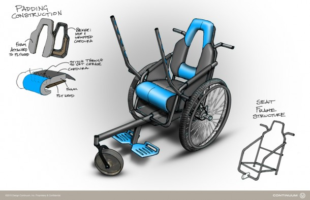 GRIT Freedom Wheelchair – Recreational Use of Wheelchair4