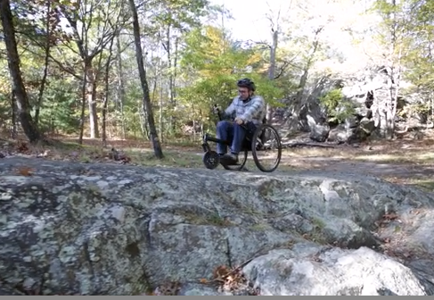 GRIT Freedom Wheelchair – Recreational Use of Wheelchair6
