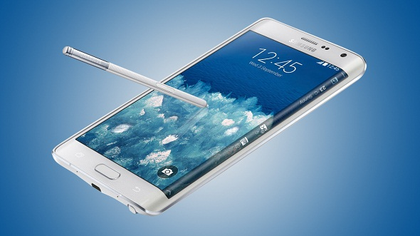 Galaxy Note Edge Debuts in US2