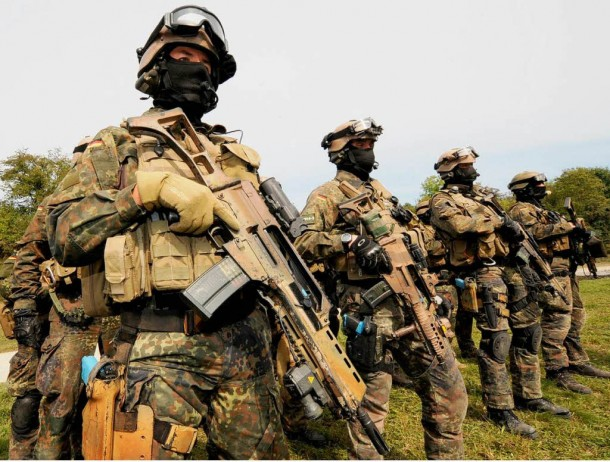 German Army Special Forces