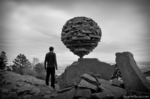 Gravity Glue – Michael Grab Rock Balancing Art6