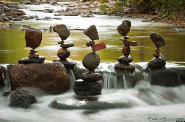 Gravity Glue – Michael Grab Rock Balancing Art9