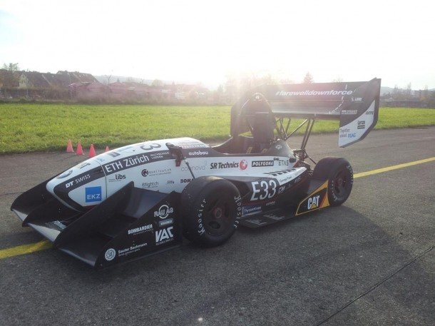 Grimsel Breaks The EV Acceleration Record