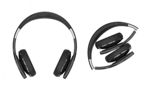 Helios Bluetooth Solar-powered Headphones by Exod2