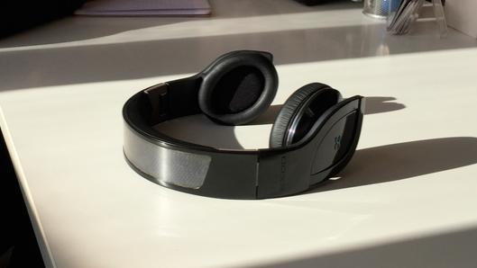 Helios Bluetooth Solar-powered Headphones by Exod3