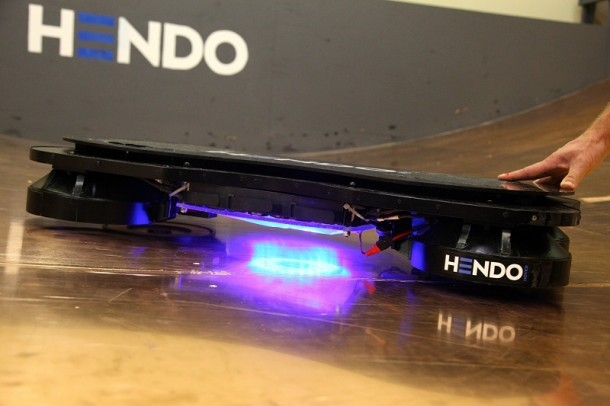 Hendo Hoverboard for $10,000 – Welcome to The Future