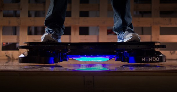 Hendo Hoverboard for $10,000 – Welcome to The Future2