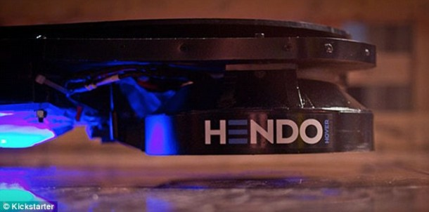 Hendo Hoverboard for $10,000 – Welcome to The Future6