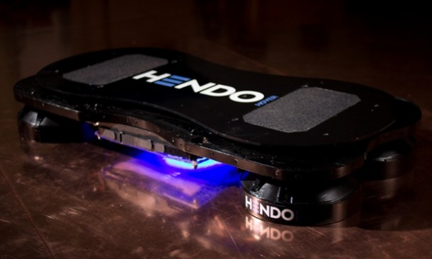 Hendo Hoverboard for $10,000 – Welcome to The Future7