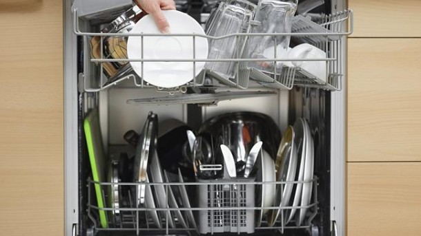 Here's What Goes On Inside Your Dishwasher