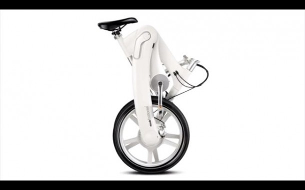 Impossible Electric Bike is Also Foldable6