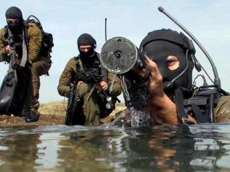 Israeli Army Shayetet 13