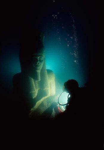 Lost Egyptian Sunken City Found