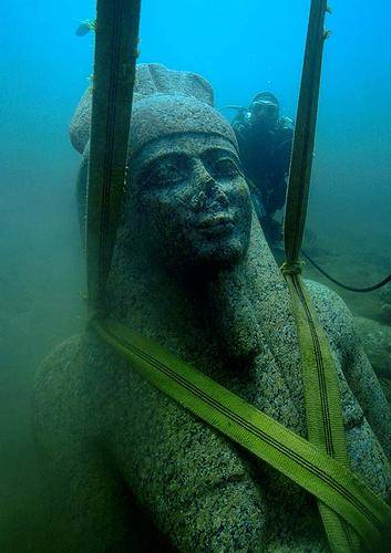 Lost Egyptian Sunken City Found6