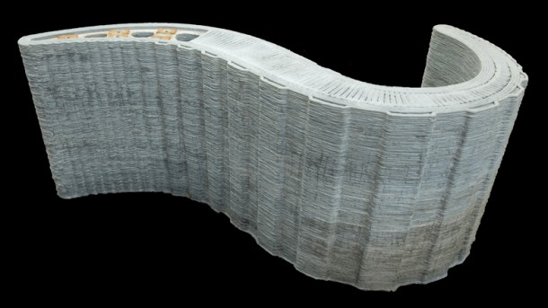 Loughborough University Slates to Commercialize 3D Concrete Printing3