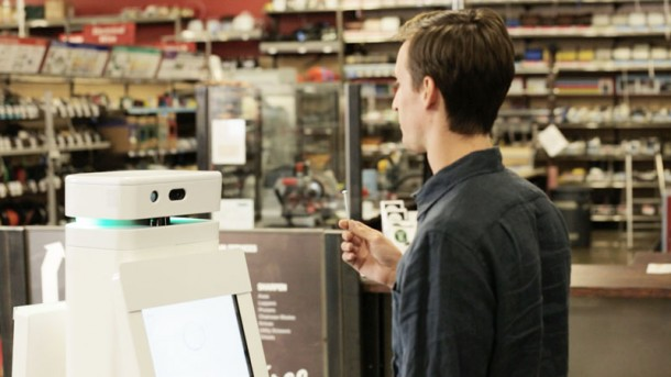 Lowe's OSHbot – Sales Robot Being Tested2
