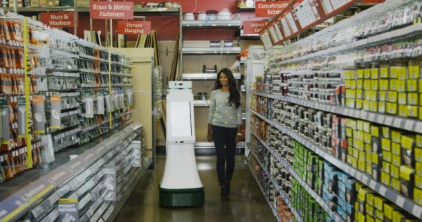 Lowe's OSHbot – Sales Robot Being Tested4