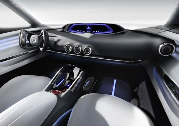 Mercedes Vision G-Code SUV – Most Energy Efficient Car