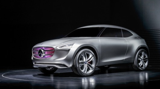Mercedes Vision G-Code SUV – Most Energy Efficient Car3