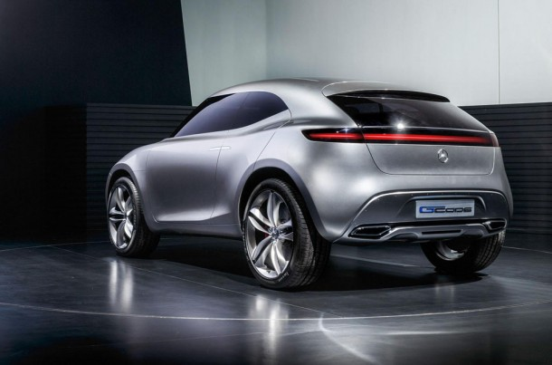 Mercedes Vision G-Code SUV – Most Energy Efficient Car5