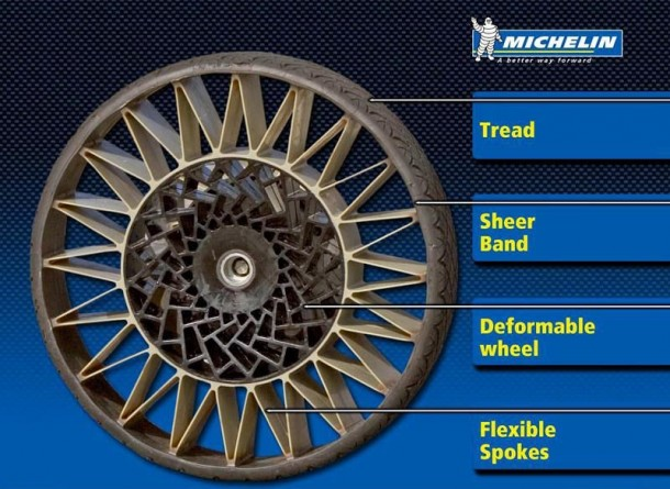 Michelin - Airless Tires
