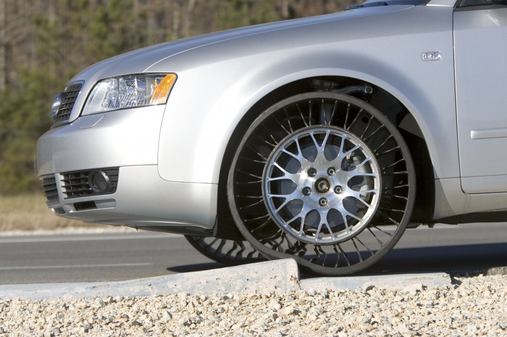 Airless Truck Tires