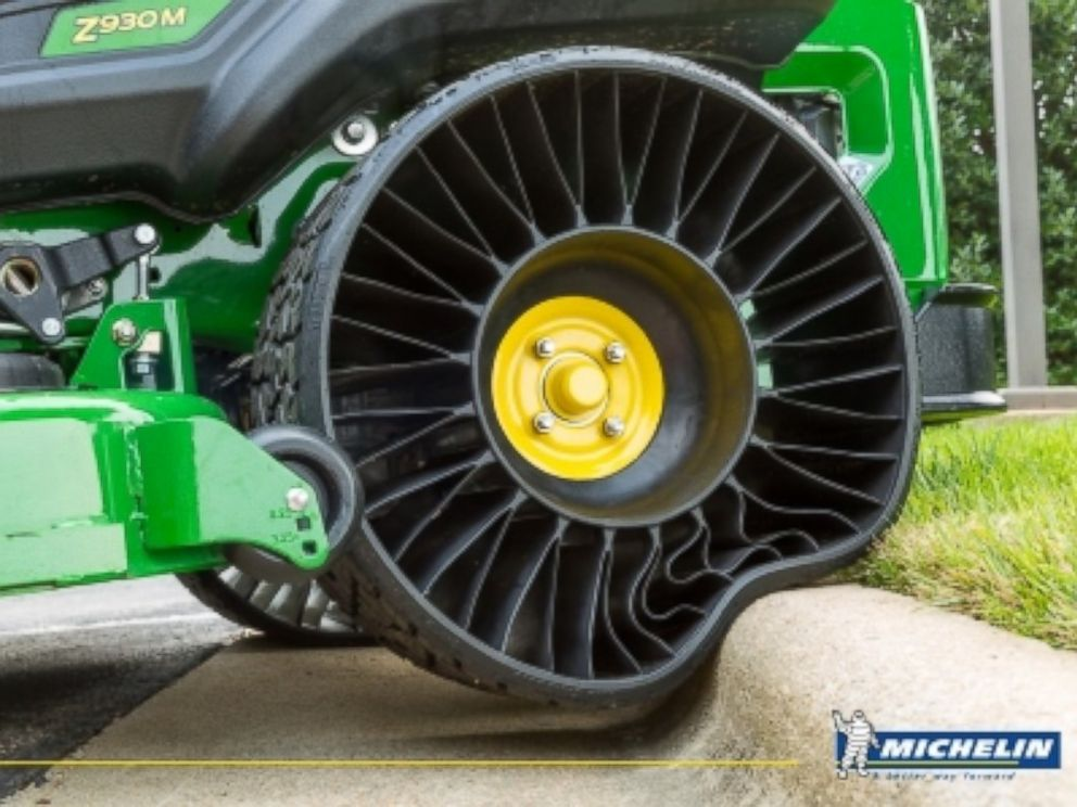 Michelin - Airless Tires3