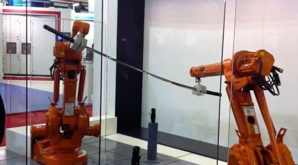 Ninja Robots are Here - ABB Robotics