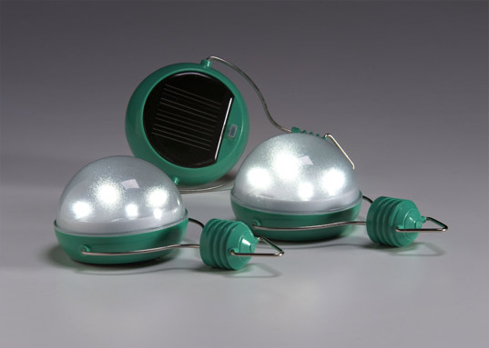 Nokero N200 Solar Bulb For Areas withOut Electricity4