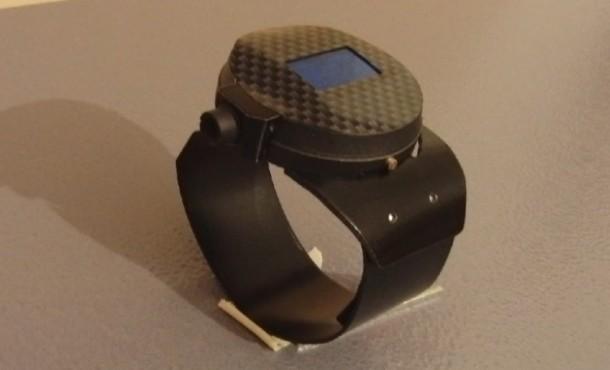 Patrick Priebe Bond-inspired Laser Watch2