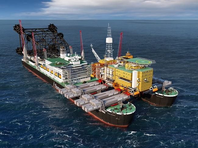 Pieter Schelte – Biggest Ship Ever2
