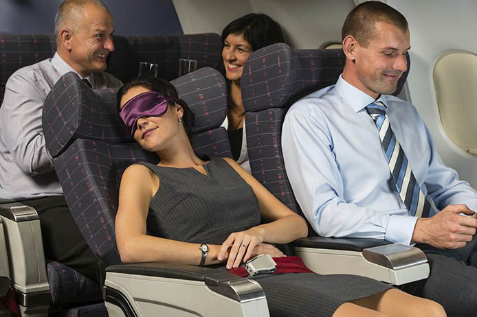 Quicket – Check out Who's Flying With You without Stepping into the Plane5