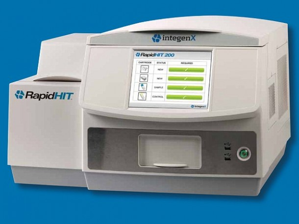 RapidHIT – DNA Testing within 90 Minutes2