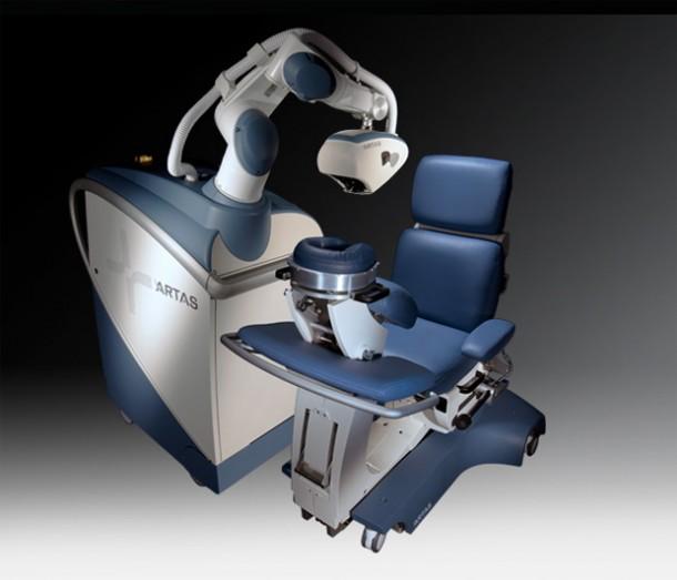 Restoration Robotics' ARTAS – Fighting Baldness
