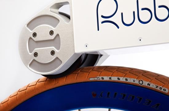 Rubbee 2.0 – Boost Your Bike2
