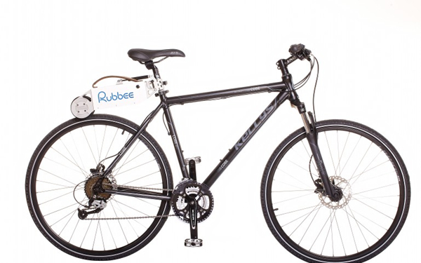 Rubbee 2.0 – Boost Your Bike3