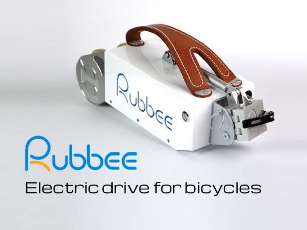 Rubbee 2.0 – Boost Your Bike4