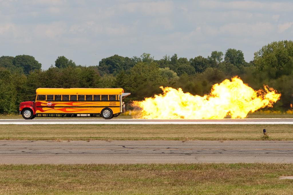 School-Time – The Jet Powered School Bus5