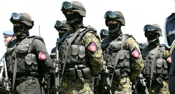 Serbian Gendarmerie
