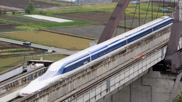 Shinkansen Maglev Train3
