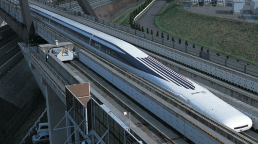 Shinkansen Maglev Train4