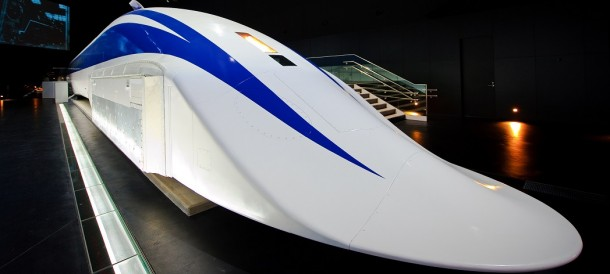 Shinkansen Maglev Train5