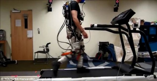 Soft Exosuit – Harvard Wyss Institute Reveals Plans for a Soft Exoskeleton