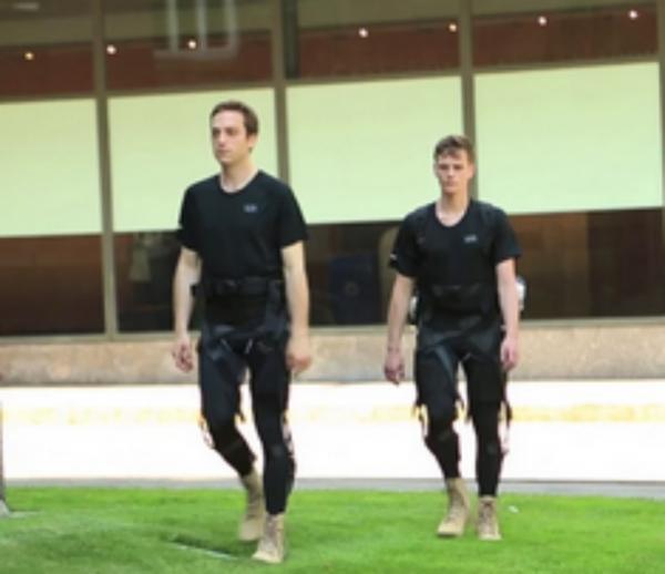 Soft Exosuit – Harvard Wyss Institute Reveals Plans for a Soft Exoskeleton2