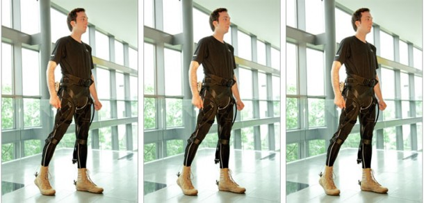 Soft Exosuit – Harvard Wyss Institute Reveals Plans for a Soft Exoskeleton3