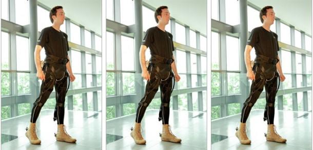 Soft Exosuit – Harvard Wyss Institute Reveals Plans for a Soft Exoskeleton3