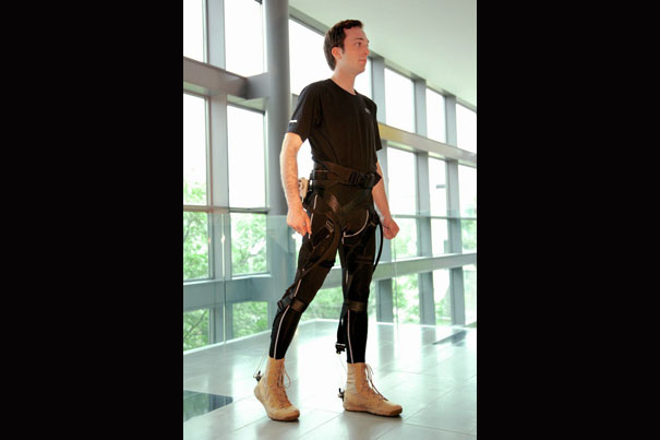 Soft Exosuit – Harvard Wyss Institute Reveals Plans for a Soft Exoskeleton5