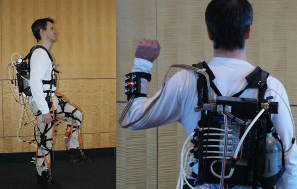 Soft Exosuit – Harvard Wyss Institute Reveals Plans for a Soft Exoskeleton6