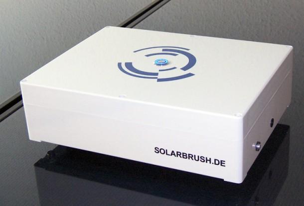 Solar Brush – The Cleaning drones
