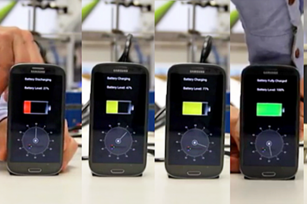 StoreDot Creates Battery – Charges in 30 Seconds7